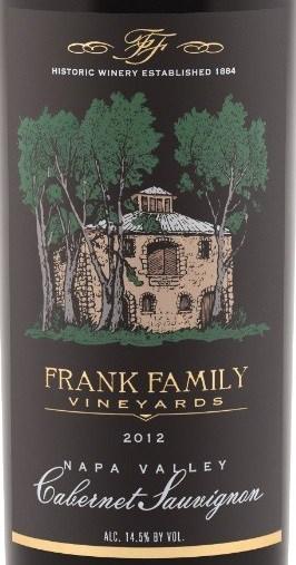 Frank Family Cabernet Sauvignon