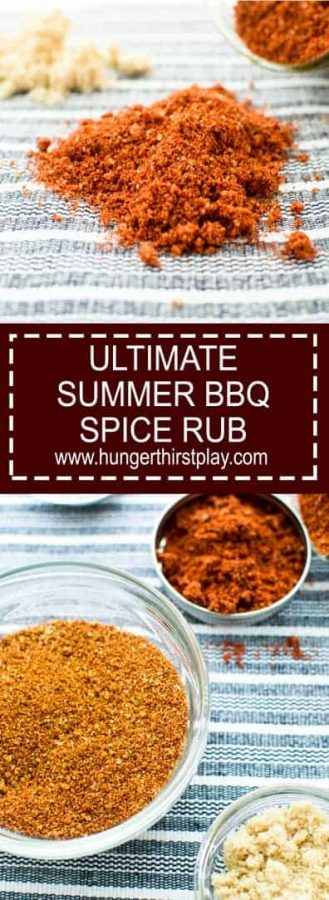 Ultimate Summer BBQ Spice Rub