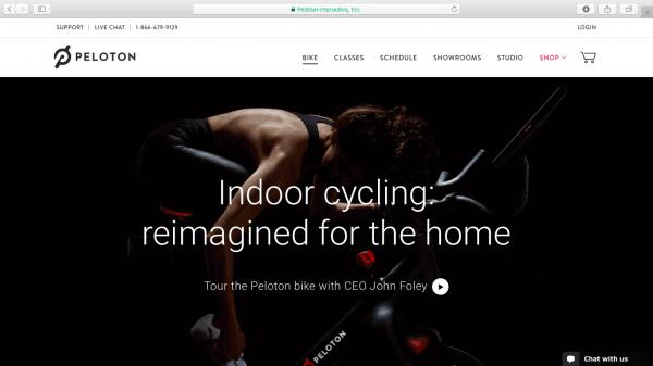via pelotoncycle.com