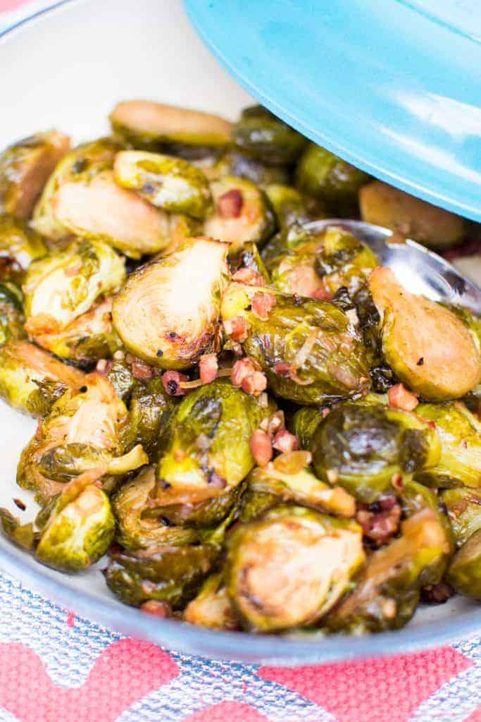 pancetta brussellese sprouts