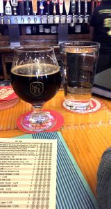Fremont Brewing 'B-bomb' Winter Ale