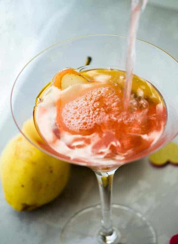 French Pear Cosmopolitan