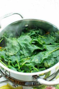 Steamer vegetables