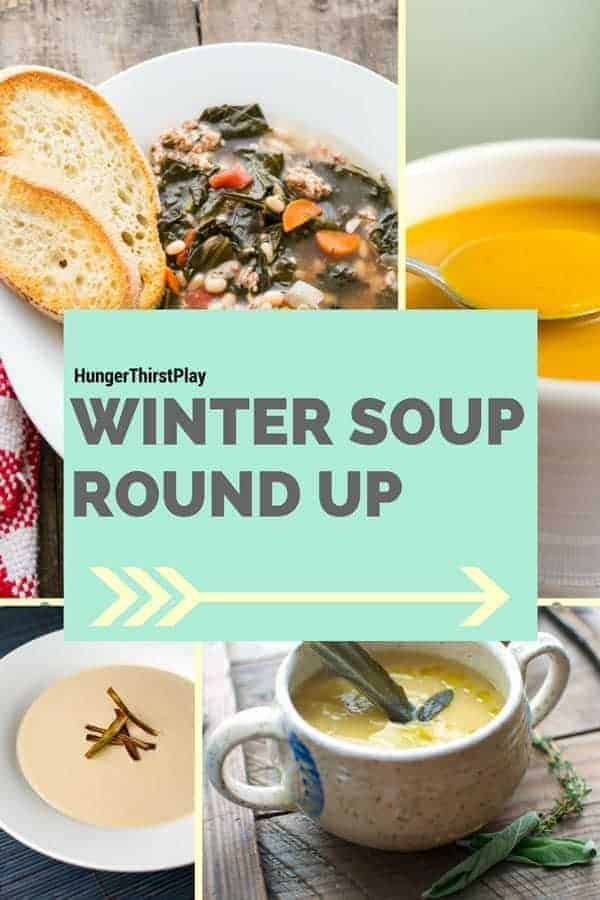 Winter Soup Recipe Round Up