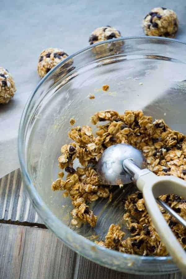 Skinny Peanut Butter Energy Bites