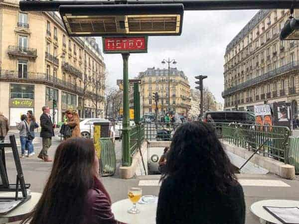 Four Days in Paris - Day One