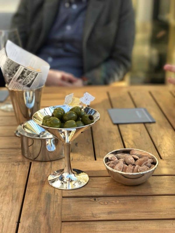 The Martini Problem
