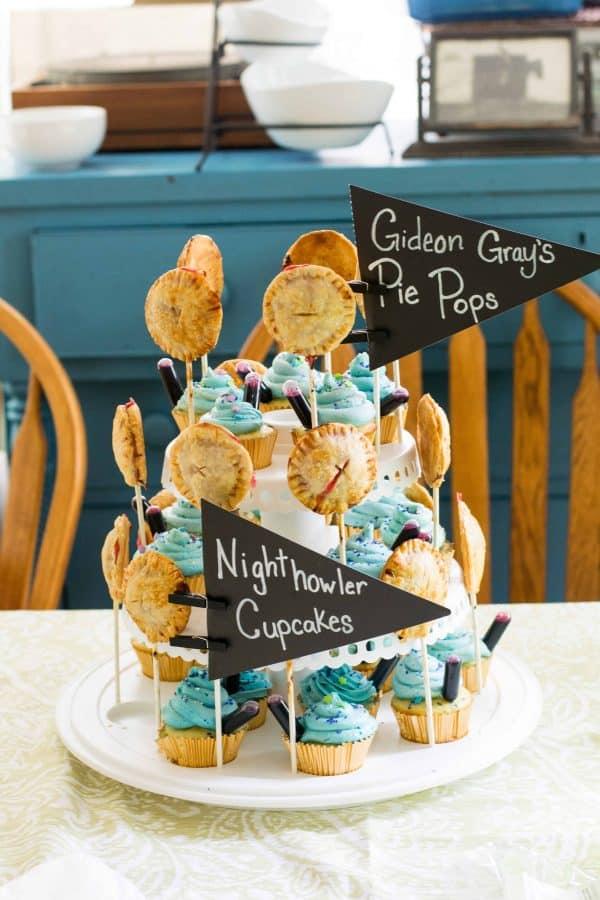 Nighthowler Cupcakes