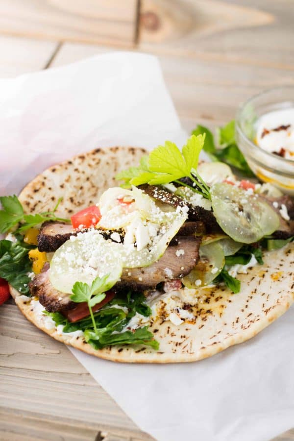 Easy Lamb Gyro with Traditional Spice Rub