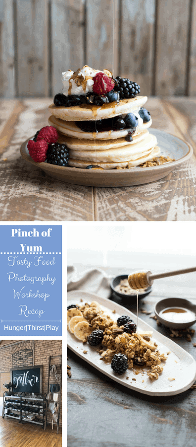 Pinch of Yum Workshop