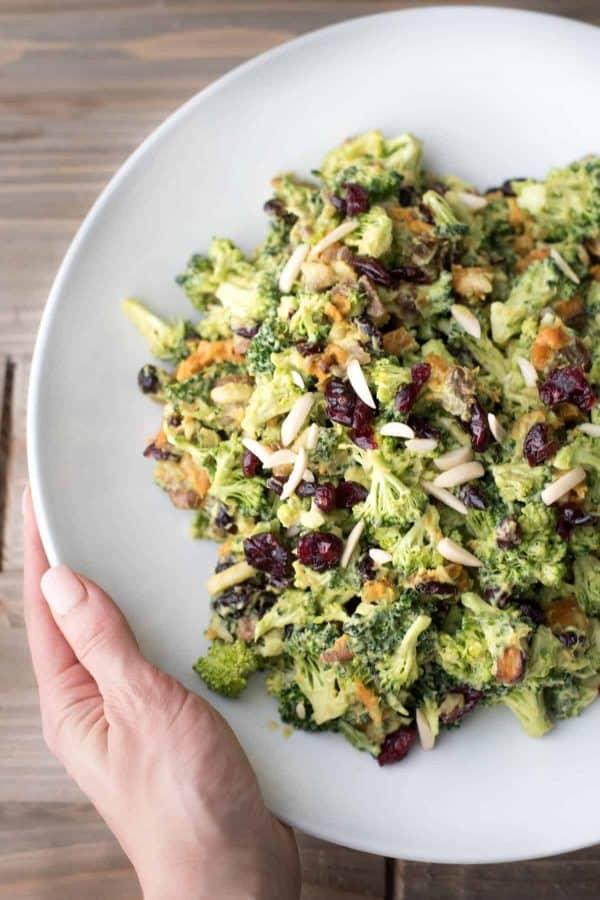 Endless Summer Broccoli Salad