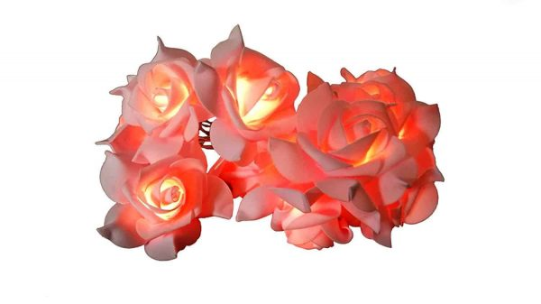 Rose Pink Lights from Amazon