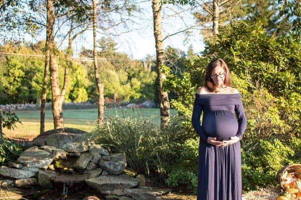 Maternity Shoot at the Warren Conference Center