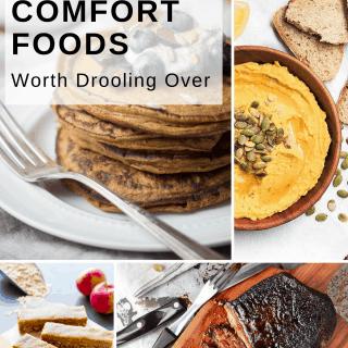 26 Healthy Fall Comfort Foods