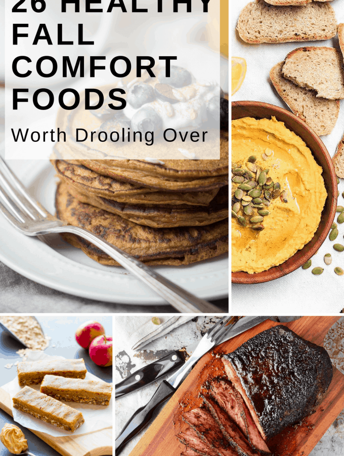 26 Healthy Fall Comfort Foods Worth Drooling Over