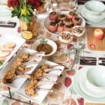 Autumn Inspired Pot Luck with Autumn Glory Apples