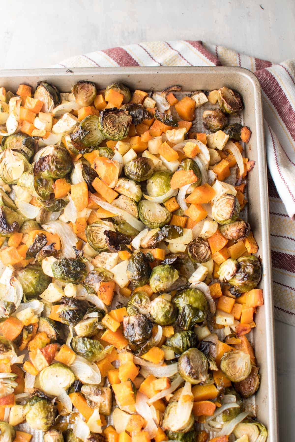 Sheet Pan Winter Veggies
