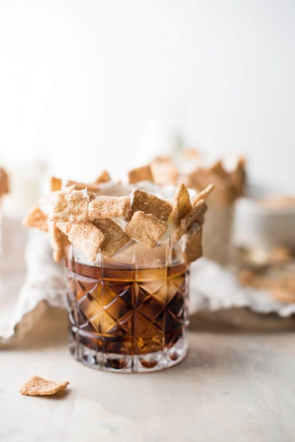 French Toast White Russian