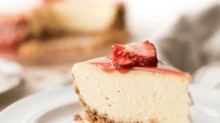 new york style cheesecake gluten free nut free hunger thirst play