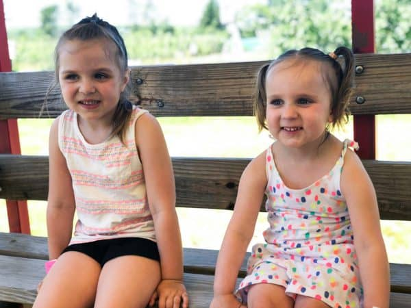 Best Friend's Day at Tougas Family Farm
