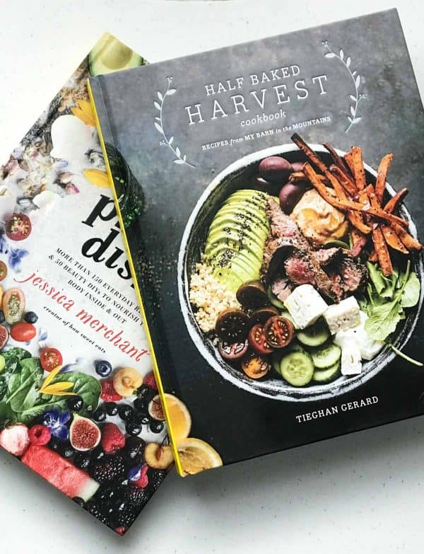 Cookbooks to love