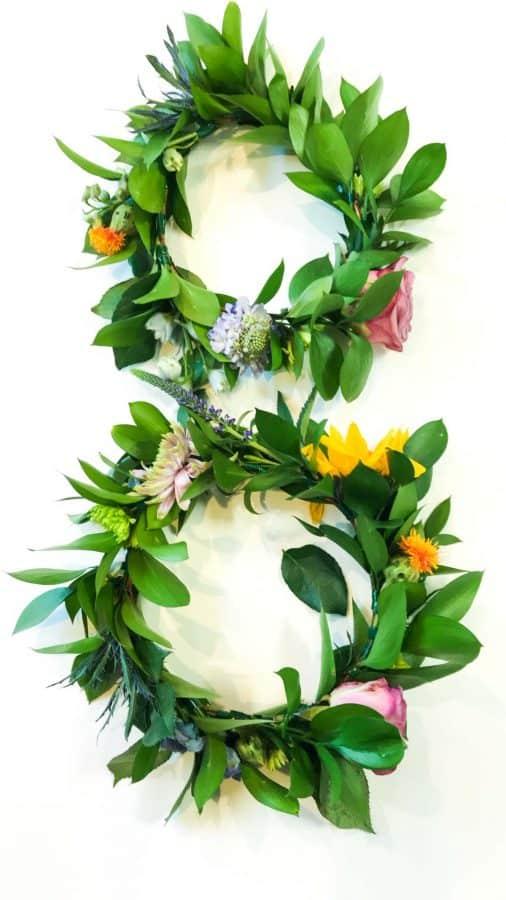Fresh Flower Crowns