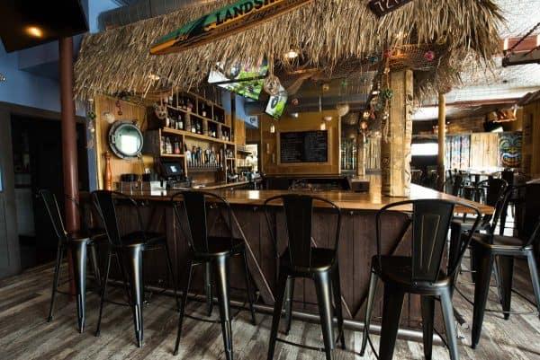 Bar at Bonefish Harry's Lynn