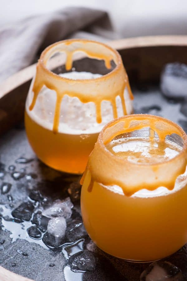 Apple Cider Pumpkin Shandy