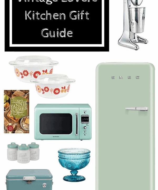 vintage kitchen gift guide
