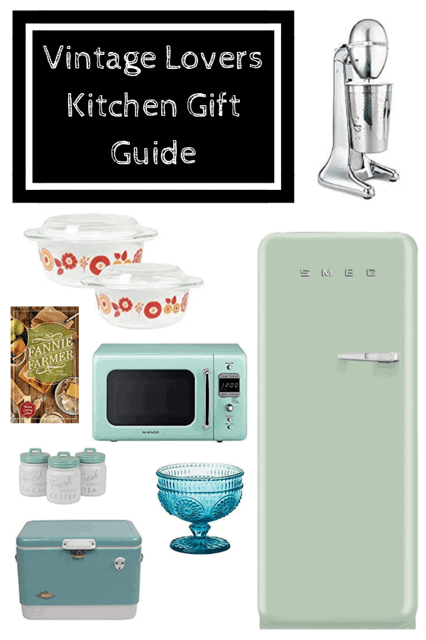 Vintage Lovers Kitchen Gift Guide