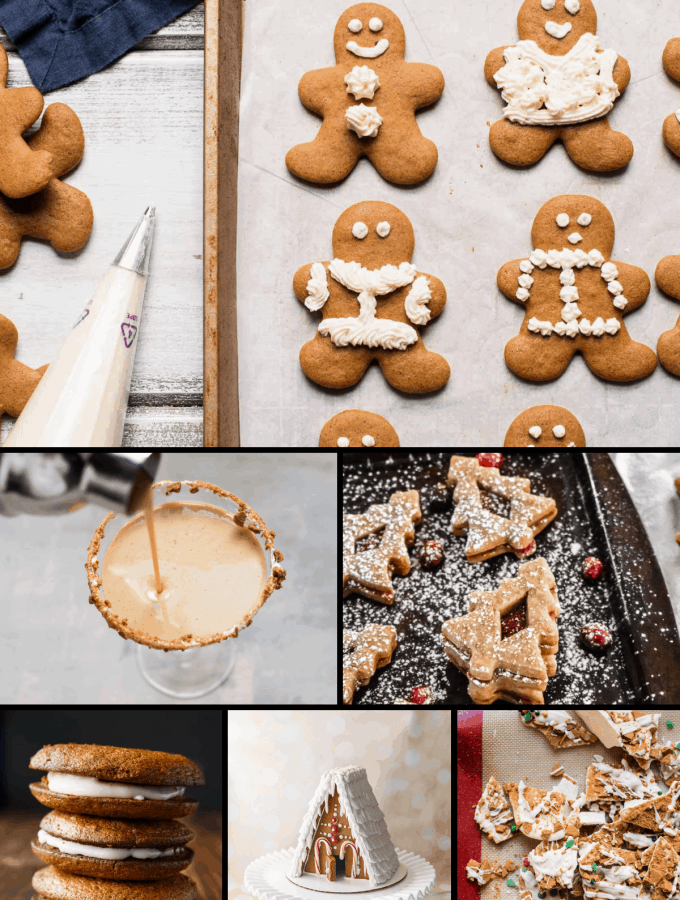 28 Warm and Cozy Gingerbread Recipes