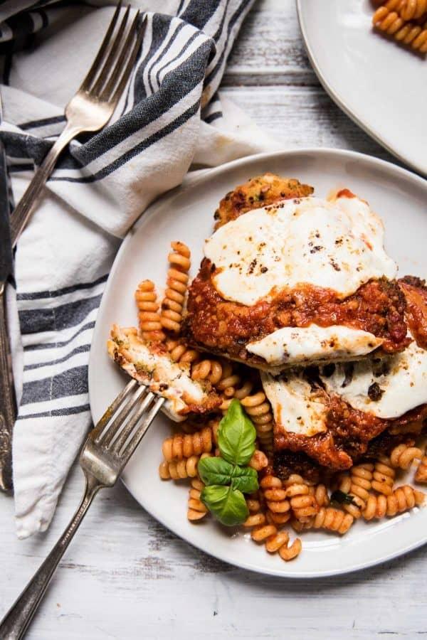 Crispy Chicken Parmesan Hunger Thirst Play